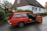 1984 Opel Rekord Overview