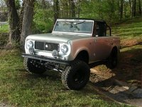 1961 International Harvester Scout Overview