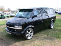 1997 Chevrolet Astro Picture Gallery