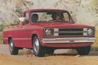 1981 Ford Courier Overview