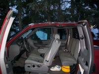 2002 Ford F-150 XL Extended Cab 4WD SB, 2002 Ford F-150 4 Dr XL 4WD Extended Cab SB picture, interior