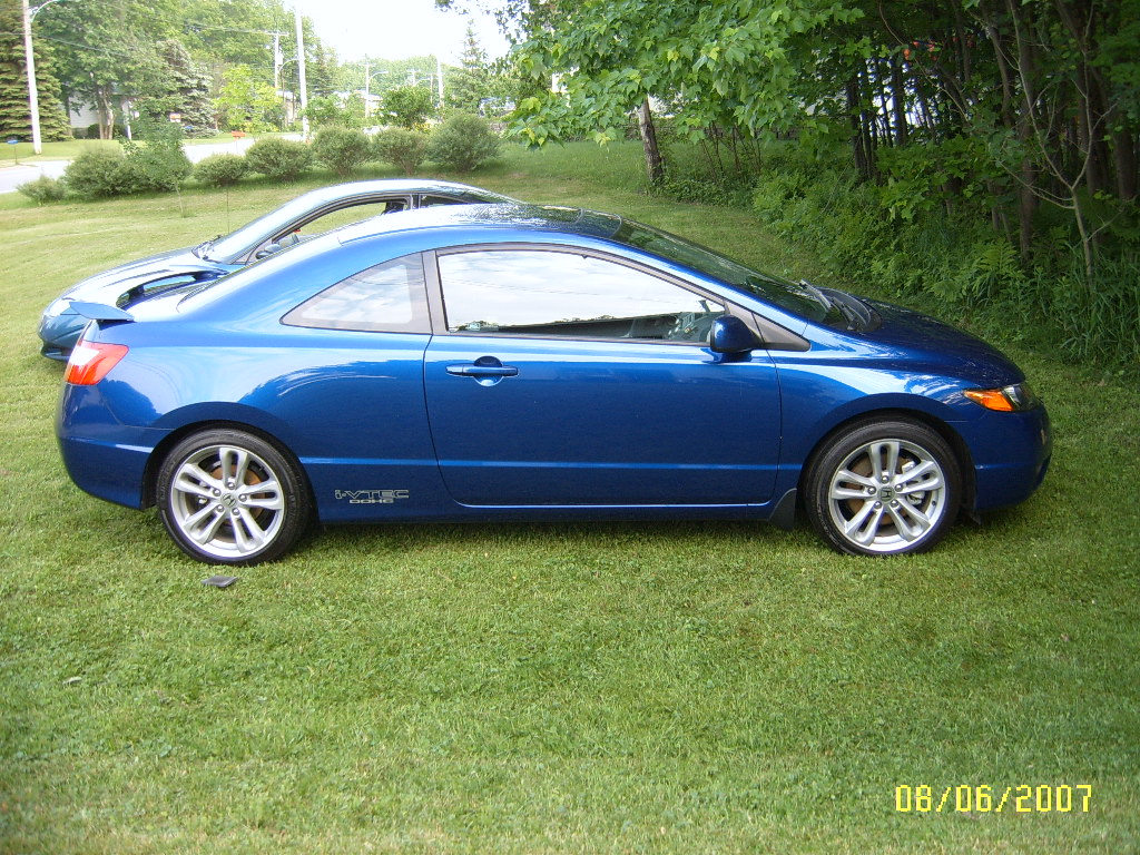 2007 honda civic coupe pictures cargurus. Black Bedroom Furniture Sets. Home Design Ideas