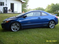 Picture of 2007 Honda Civic Coupe Si, exterior, gallery_worthy