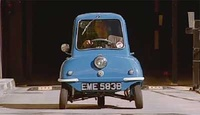 1962 Peel P50 Overview