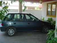 1993 Suzuki Cultus Overview