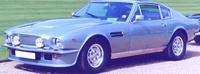 1980 Aston Martin V8 Vantage Overview
