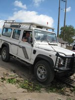 Picture of 2002 Land Rover Defender, exterior
