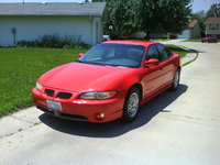 Picture of 1998 Pontiac Grand Prix 4 Dr GT Sedan, exterior