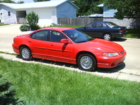 1998 Pontiac Grand Prix 4 Dr GT Sedan picture, exterior