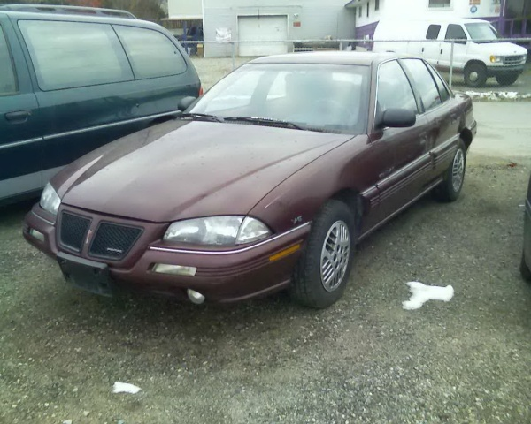 Picture of 1992 Pontiac Grand Am