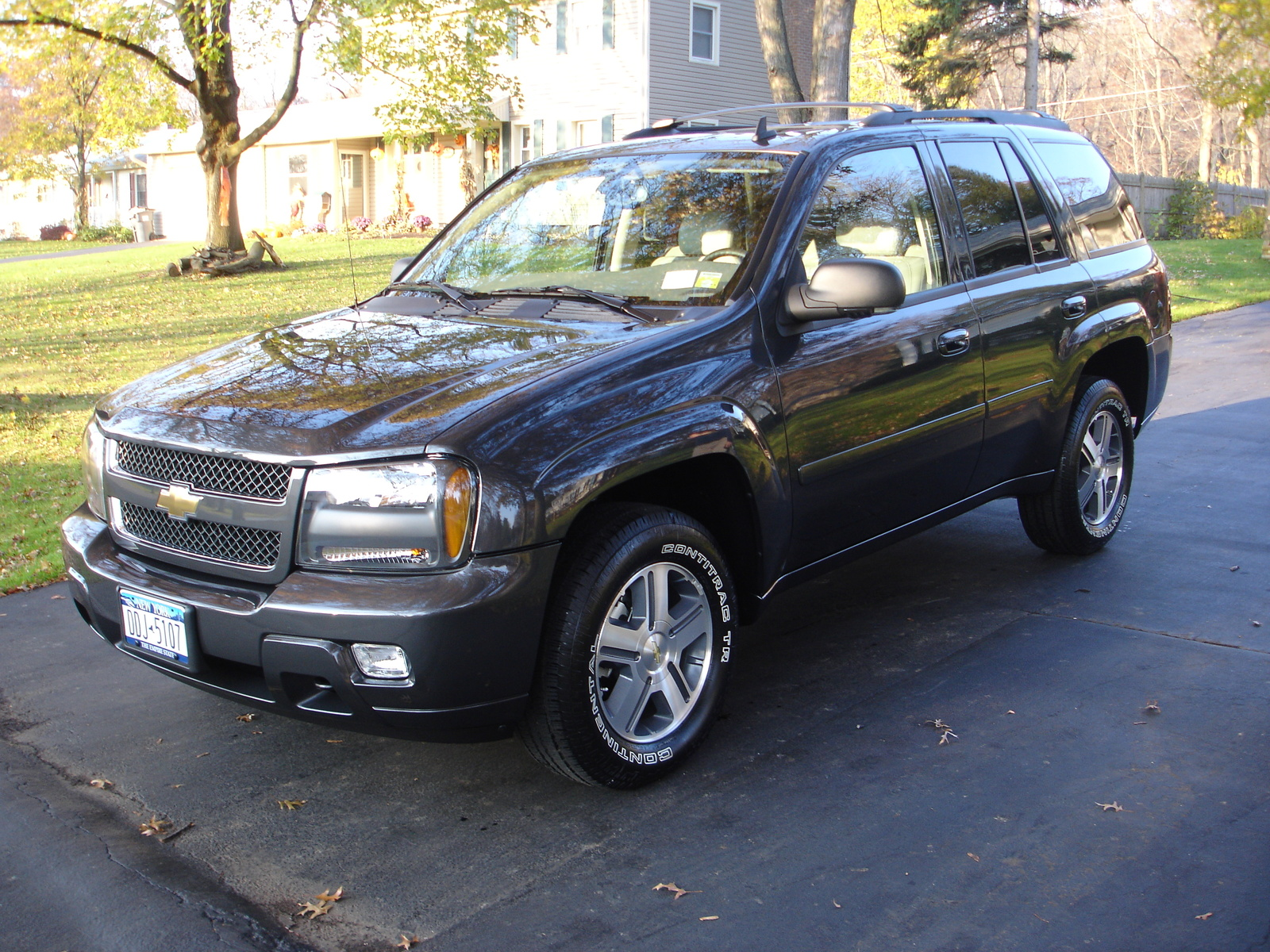 Picture of 2007 chevrolet trailblazer lt 4wd exterior