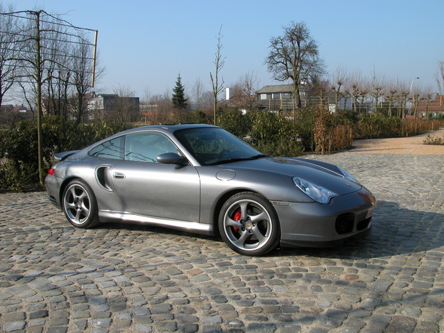 Picture of 2003 Porsche 911 Turbo AWD, exterior, gallery_worthy