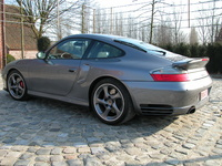 2003 Porsche 911 Turbo AWD, 2003 Porsche 911 2 Dr Turbo AWD Coupe picture, exterior