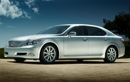 Picture of 2009 Lexus LS 460