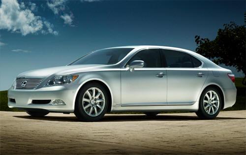 Picture of 2009 Lexus LS 460