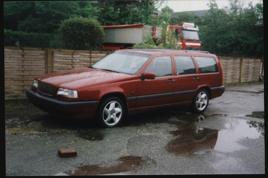 1995 850 volvo. 1995 Volvo 850 4 Dr GLT Wagon