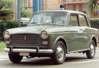 1964 Fiat 1100 Overview