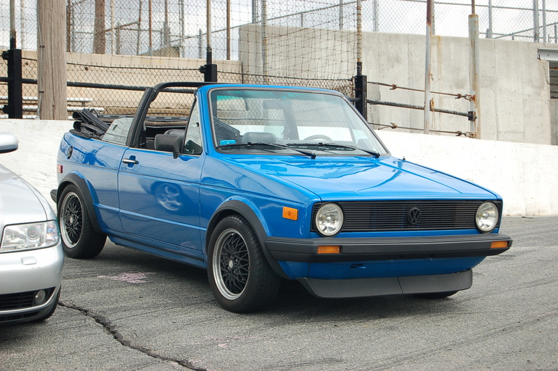 1984 Volkswagen Rabbit Convertible Pictures to Pin on Pinterest
