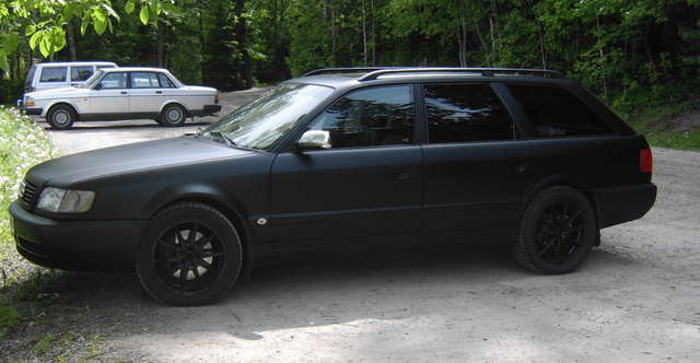 Picture of 1994 Audi 100 CS Quattro Wagon, exterior