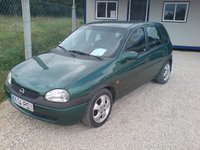 Picture of 1996 Opel Corsa, exterior