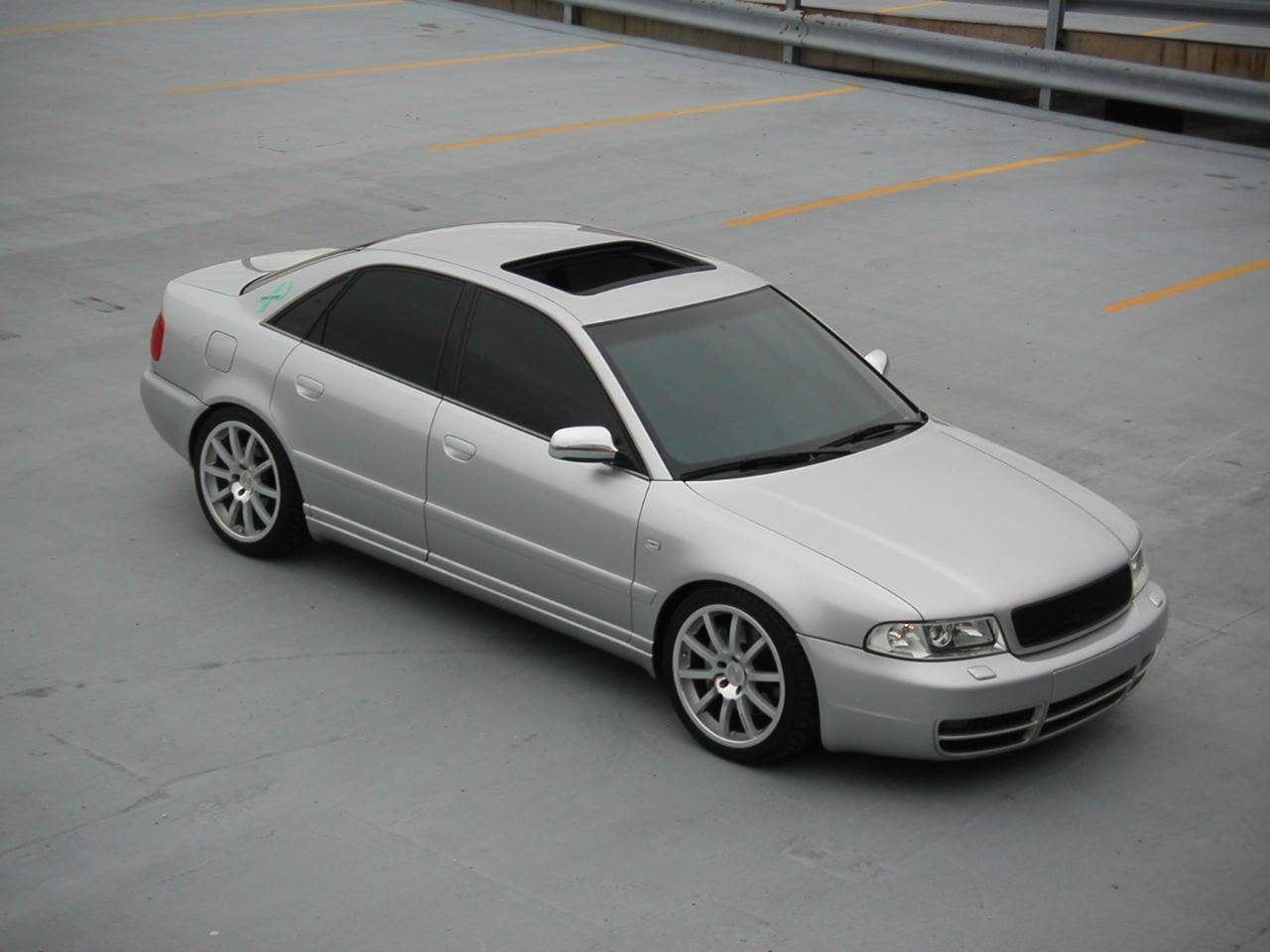 2001 Audi S4 Pictures Cargurus