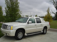 2004 Cadillac Escalade EXT Picture Gallery