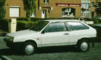 1996 Lada Samara Overview