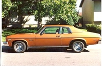 1973 Chevrolet Nova picture, exterior