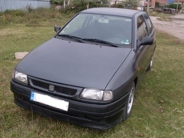 Picture of 1994 Seat Ibiza, exterior, gallery_worthy