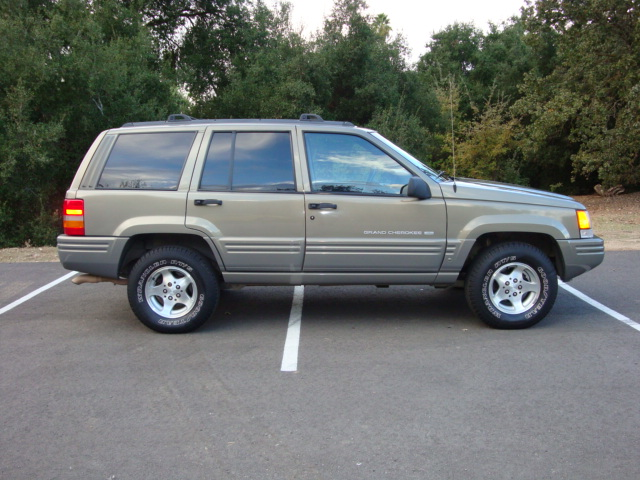 picture of 1998 jeep grand cherokee limited exterior. Cars Review. Best American Auto & Cars Review