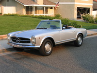 1970 Mercedes-Benz 280 picture, exterior