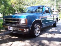 Picture of 1990 Chevrolet S-10 STD Extended Cab SB, exterior