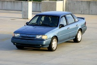 1992 Ford Tempo 4 Dr GLS Sedan picture, exterior