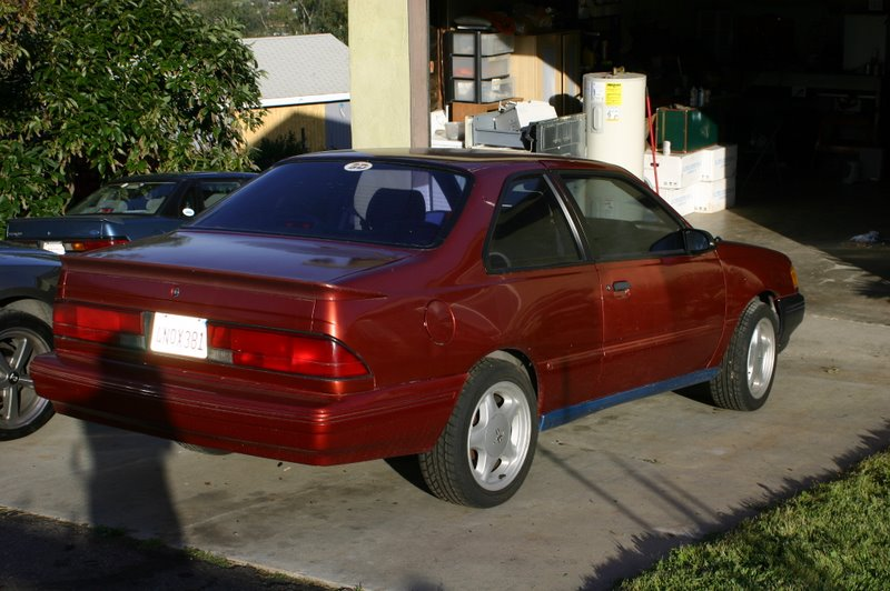Mercury Topaz Dr Gs Coupe Pic