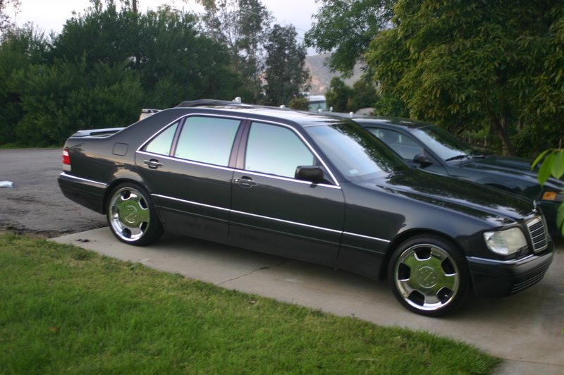 1995 mercedes benz s class pictures cargurus for 1999 mercedes benz s420