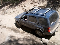 Picture of 2001 Nissan Xterra SE 4WD, exterior