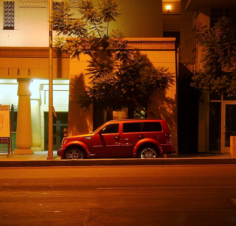 Dodge Nitro 2009. 2008 Dodge Nitro R/T picture,