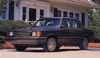 1985 Dodge Aries Picture Gallery