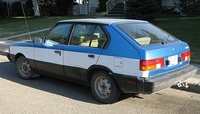 1985 Hyundai Pony Overview