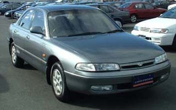 Picture of 1993 Mazda 626