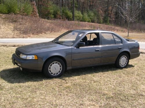 1992 Nissan Maxima - Overview - CarGurus