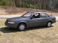 Picture of 1992 Nissan Maxima, exterior