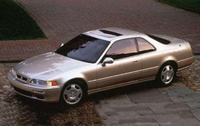 1995 Acura Legend Overview
