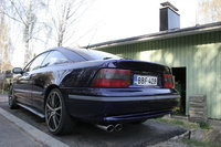 1993 Opel Calibra Overview