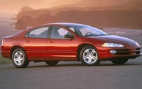 2003 Dodge Intrepid, Picture of 1998 Chrysler Intrepid, exterior
