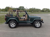 Picture of 2001 Jeep Wrangler Sahara, exterior