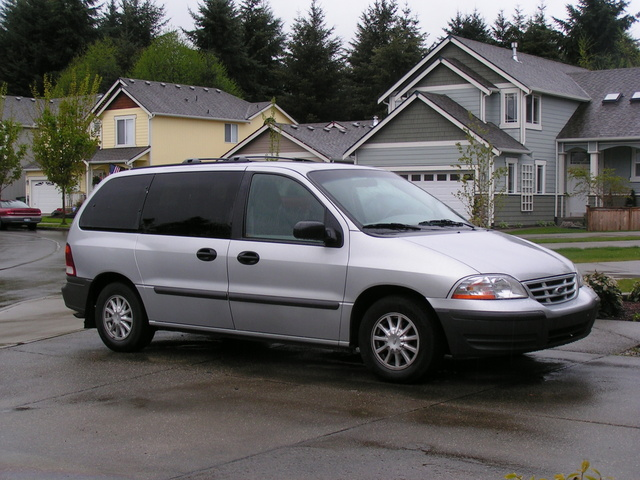 Picture of 1999 Ford Windstar 4 Dr SE Passenger Van