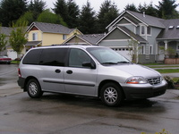 1999 Ford Windstar Overview