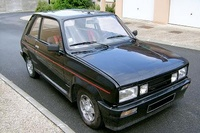 1983 Peugeot 104 Overview