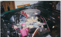 1980 Ford Fairmont picture, engine